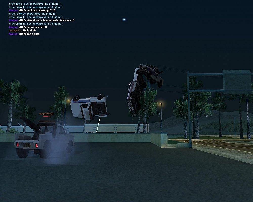 Létající auta :D
