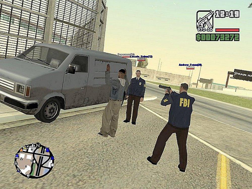 SAMP Police