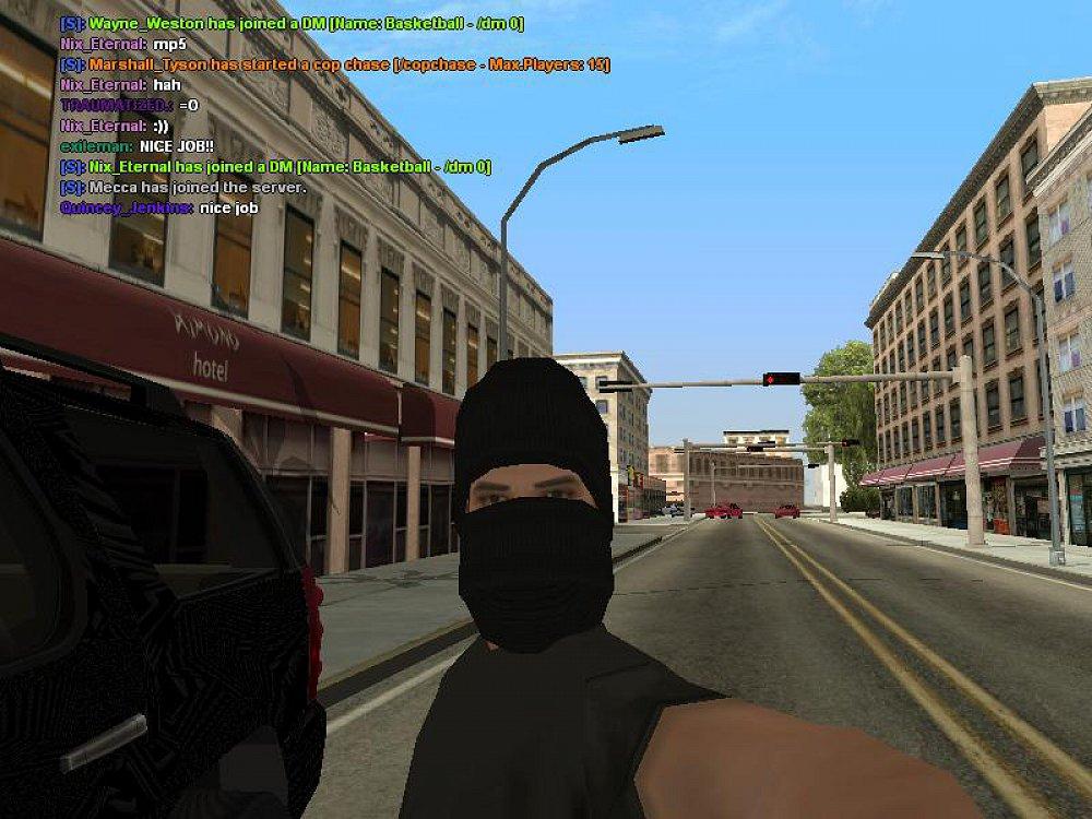 One screenshot of mine