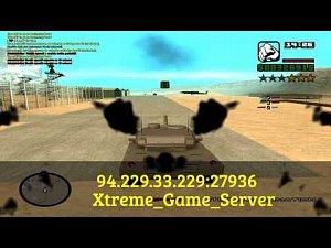 Pozvanka na Samp Server: Xtreme_Game_Server (Příjdte si zahrat)