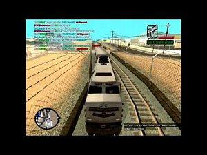 GTA - Šílený Závod