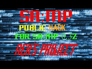 SA:MP [ Hack ] [ N3X's Project ] [ Public Version ] [ New Hacks ] [ 0.3z ]  [ DL ]