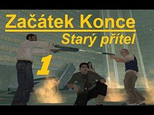 Začátek Konce Díl 1 Starý přítel GTA Movie (HOLMESOV TV)