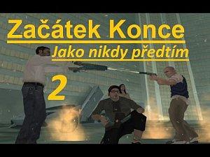 Začátek Konce Díl 2 Jako nikdy předtím (HOLMESOV TV)