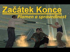 Začátek Konce Díl 4 FINAL GTA Movie (HOLMESOV TV)