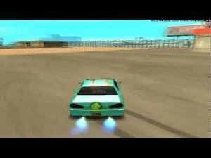 ►GTA SAMP Drift HD ITA (Edit Luci) ►
