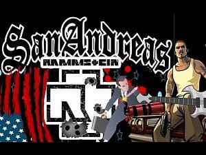 GTA Rammstein Movie - Ich Will (HOLMESOV TV)