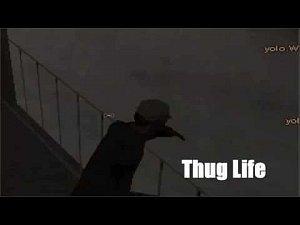 THUG LIFE IN SAMP.