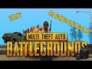 PUBG V GTA SAN ANDREAS MULTIPLAYER?!【SA-MP】
